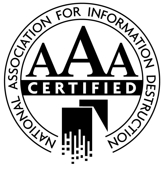 NAID Certified Logo